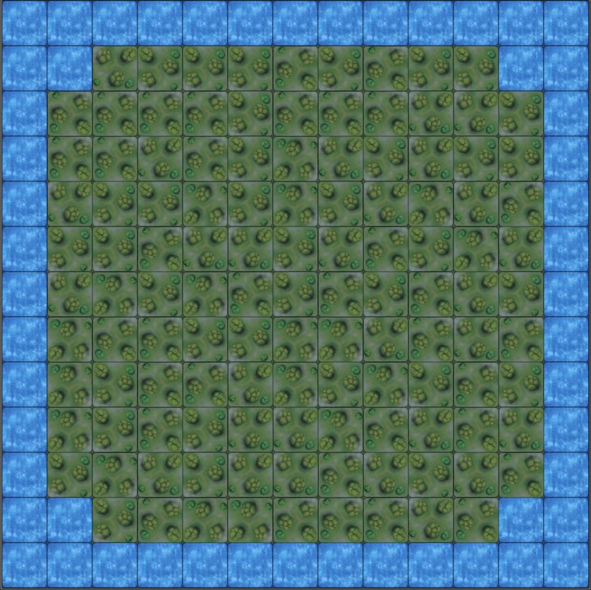 карта шака