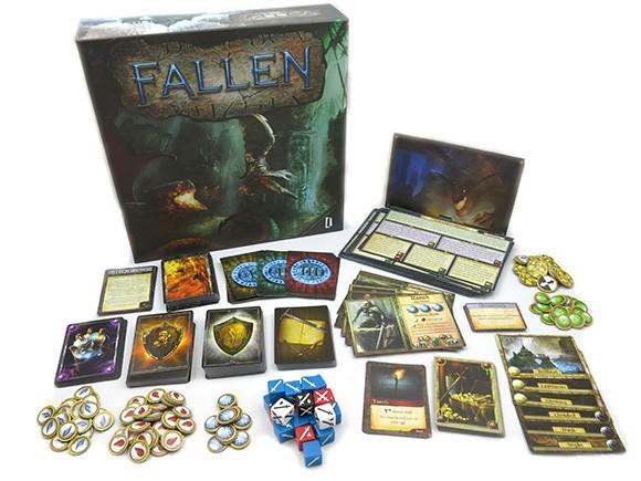 Fallen-Contents