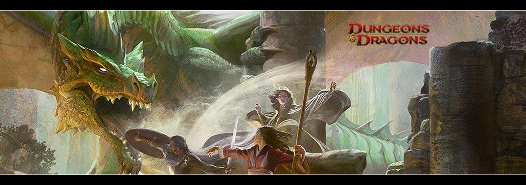 Скачать настольную игру и сделать самому  Dungeons & Dragons / Подземелья и Драконы