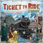 Билет на поезд. Европа/Ticket to Ride Europe. Обзор настольной игры