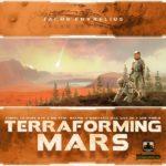 Покорение Марса / Terraforming Mars - русская локализация нашумевшей настольной игры.