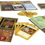 Таверна Красный дракон / The Red Dragon Inn - настольная застольная игра