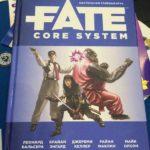 Fate Core sistem- настольная ролевая игра/ Обзор, мнение, правила
