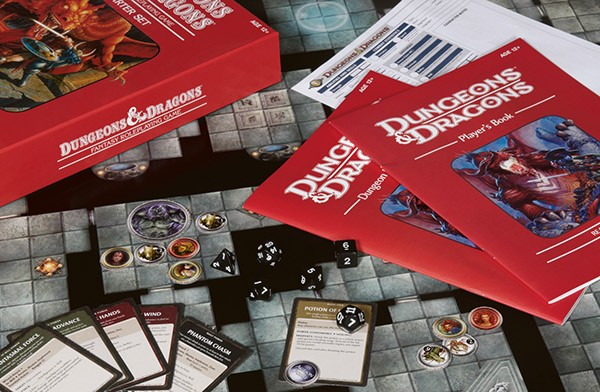 Dungeons & Dragons Fantasy Roleplaying Game