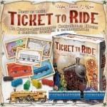 Hobby World объявила о выпуске настольной игры Ticket to Ride («Билет на поезд»): Северная Америка