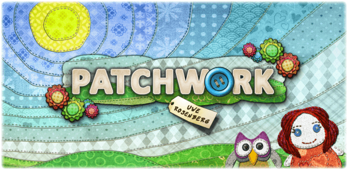Patchwork-board-game