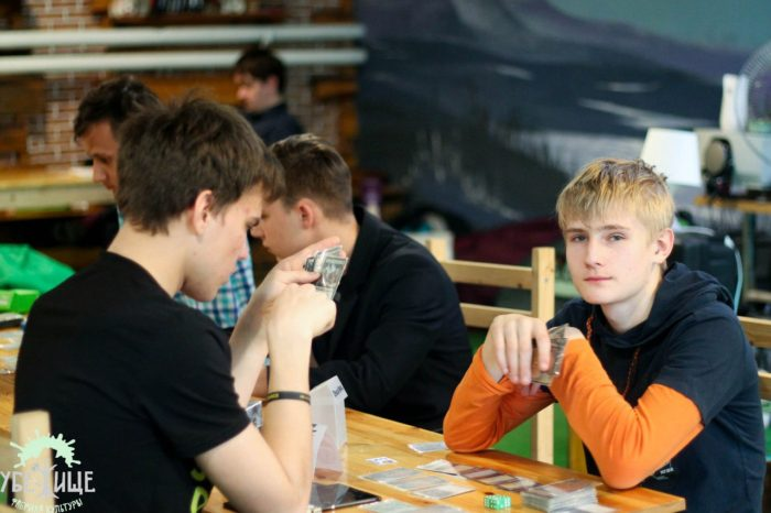 magic the gathering турнир