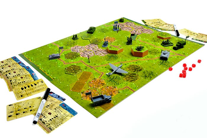 world-war-game-board