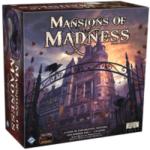 Fantasy Flight Games выпустит новую версию Mansion of Madness