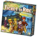Tickets to Ride: First Journey - Компания Days of Wonder выпустила новую игру.