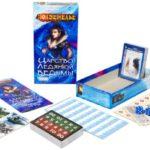 Подземелье, царство ледяной ведьмы - настольная игра с сказочной атмосферой приключения.