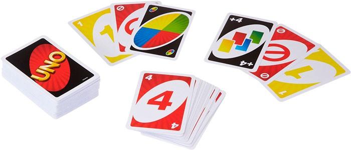 Настольная игра Уно / Uno - скачать и распечатать