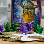 Тайны Темного Владыки - настольная игра (скачать и распечатать)