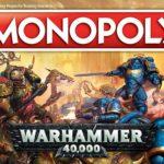 Анонсирована Monopoly: Warhammer 40000