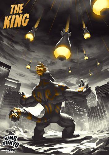 King of Tokio. Dark Edition (монстр)