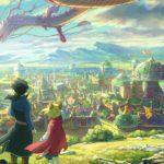Мобильная MMORPG Ni no Kuni: Cross Worlds