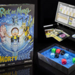Rick and Morty: Morty zone dice game (Рик и Морти: Зона Морти)