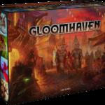 Мрачная Гавань (Gloomhaven) - «Очень большая настолка»